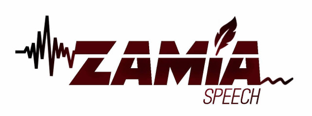 Zamia Speech Logo